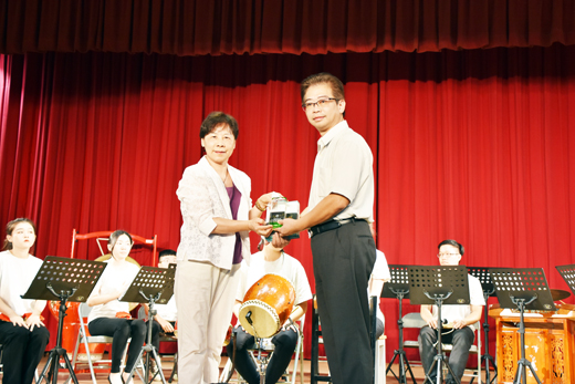 臺灣戲曲學院中正國小金門高中巡演 受到熱烈歡迎-文化局